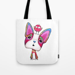 Will You Be My Friend? Tote Bag