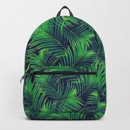 Palm leaves V Backpack