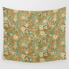 gherkin Wall Tapestry