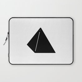 Shapes Pyramid Laptop Sleeve