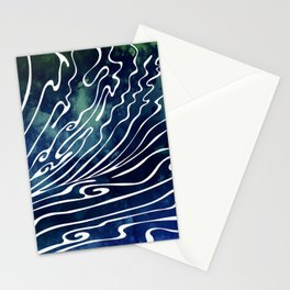 Wine Dark Stationery Cards