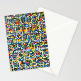 Dancing Star Detail Stationery Cards