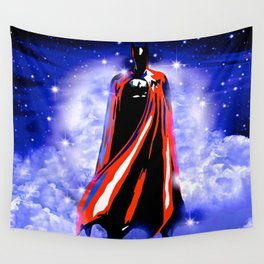 Night of the Bat Wall Tapestry