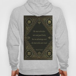 Book Quote 9 Hoody