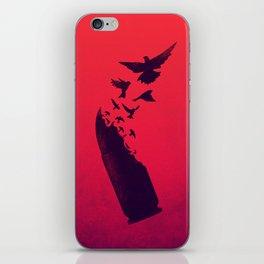 Bullet Birds iPhone Skin