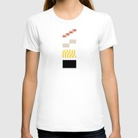 maryland T-shirts featuring Maryland State Flag Deconstructed by booj