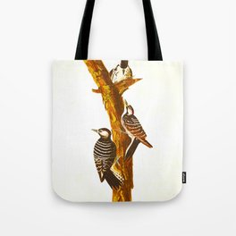 Red-cockaded Woodpecker Tote Bag