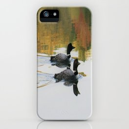 Looney Sunrise iPhone Case