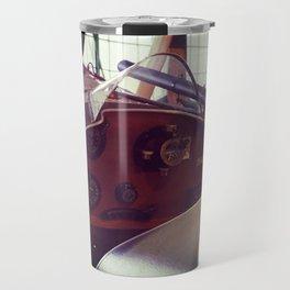 Vitnage plane cockput Travel Mug