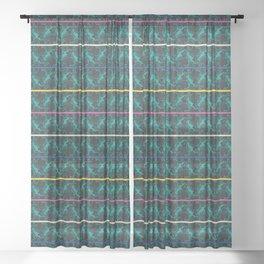 Rock'n'Chic Sheer Curtain
