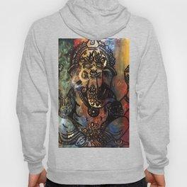 Ganesh Painting Hoody