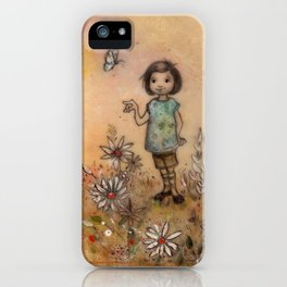 Adopt the Pace of Nature iPhone Case