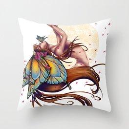 Titania Summer Solstice Throw Pillow