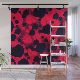 Abstract Roses - Luxurious Romance Wall Mural