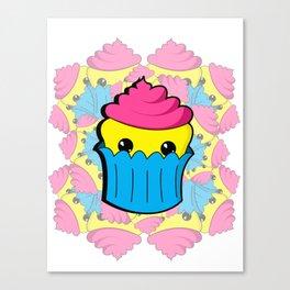 Cupcakes 1 Canvas Print