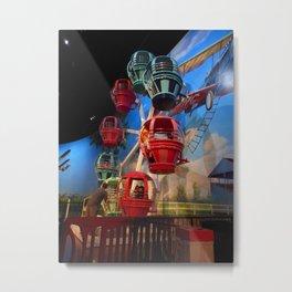"""Air Zoo"" Metal Print"