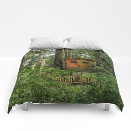 Treehouse Home Comforters