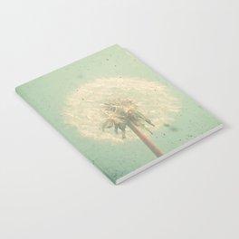 Dandelion Clock Notebook