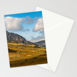 Tryfan and Ogwen Valley Snowdonia Stationery Cards