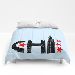 The Chi Comforters