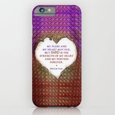 The Strength of My Heart Slim Case iPhone 6s