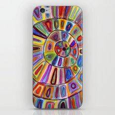 elle est ma cible iPhone & iPod Skin