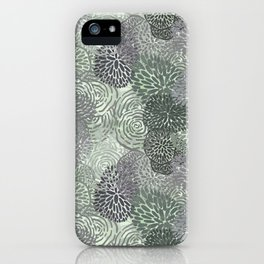Green Growths iPhone Case