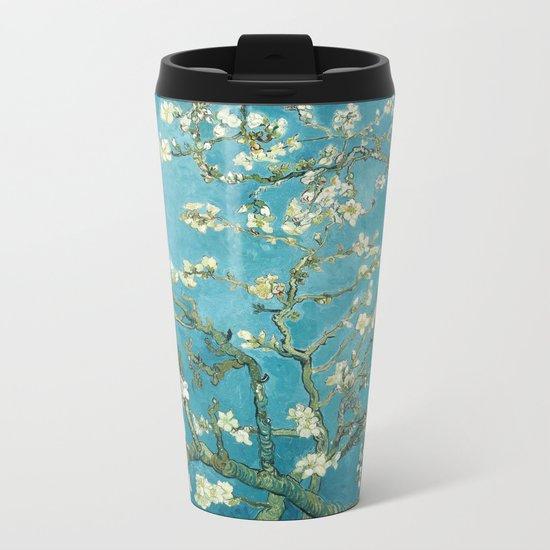 Van Gogh Metal Travel Mug