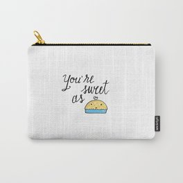 Sweet As Pie Carry-All Pouch