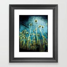 high flow::er Framed Art Print