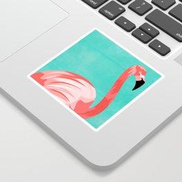 Flamingo Bird Sticker
