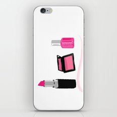 Make Up iPhone & iPod Skin