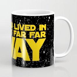 Far Far Away Coffee Mug