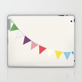 Flag garland Laptop & iPad Skin