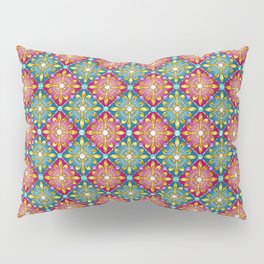 Medieval Diamonds Pillow Sham