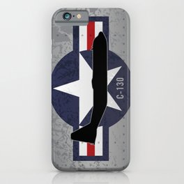 C-130 Hercules iPhone Case