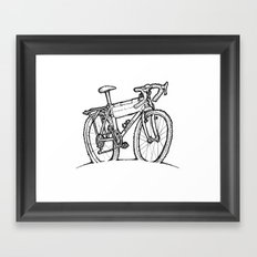 Transport Framed Art Print
