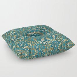 Moroccan Style Mandala Floor Pillow