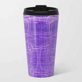 Dark grunge textured Travel Mug