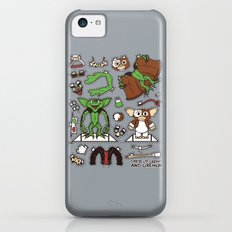Dress up Gizmo and Gremlin Slim Case iPhone 5c