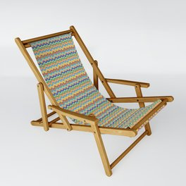Retro Wave Sling Chair