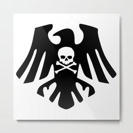 albator flag Metal Print