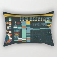Control Interface Rectangular Pillow