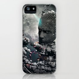 Northern Sky iPhone Case