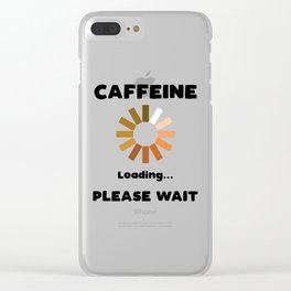 Have A Cup Of STFU Sarcasm Sarcastic Coffee Lovers Gift Clear iPhone Case