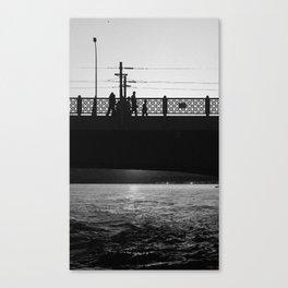galata Canvas Print