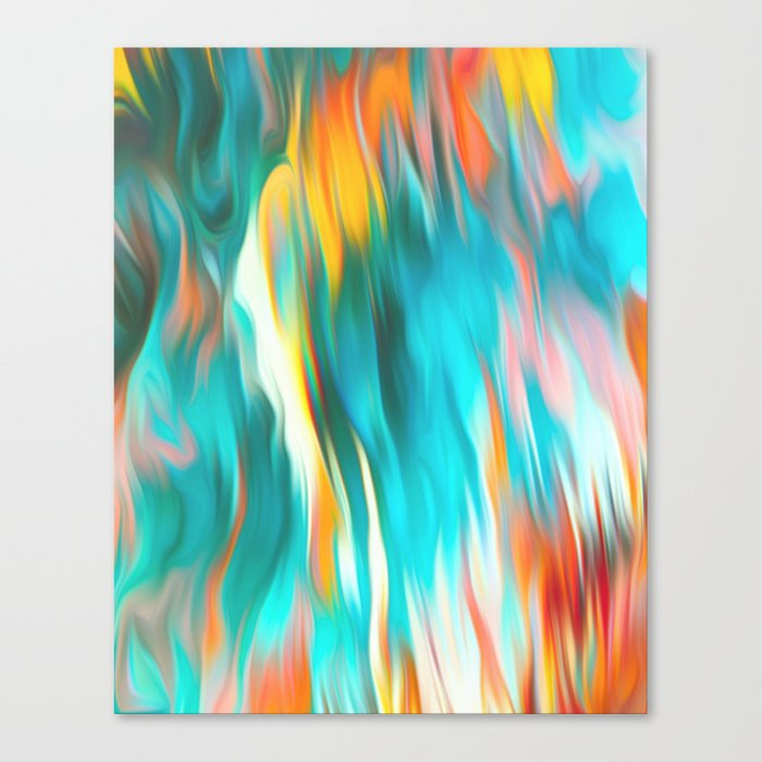 Chioma Lee Canvas Print