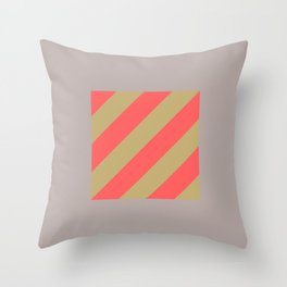 Minimalist Graphic Art Design Throw Pillow