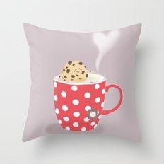 Sweet Valentine Throw Pillow