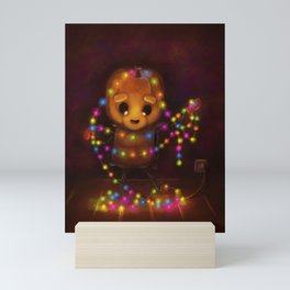 Tangled Mess (Forever Halloween Collection) Mini Art Print